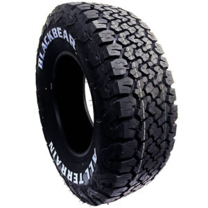 "37"" x 12.5"" R17LT 131Q BLACK BEAR MT"